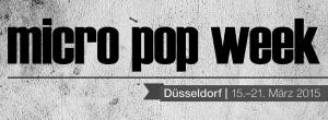 Micro Pop Week